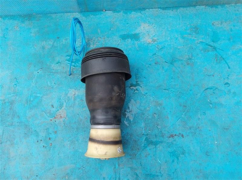 Подушка подвески пневматическая Bmw X6M E71 S63B44A 09.2011 задняя правая (б/у)