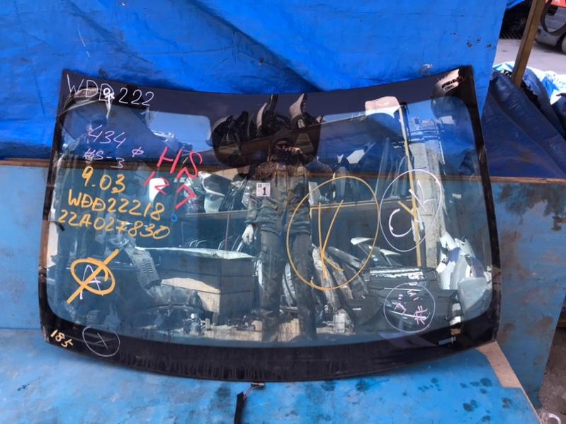 Лобовое стекло Mercedes S 500 Long W222 278.929 11.2013 (б/у)