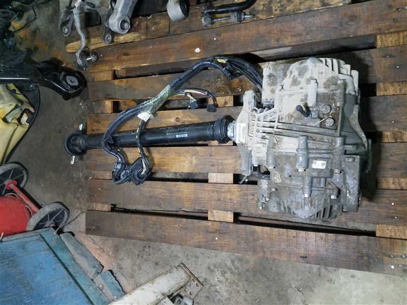 Редуктор Bmw X6M E71 S63B44A 09.2011 задний (б/у)