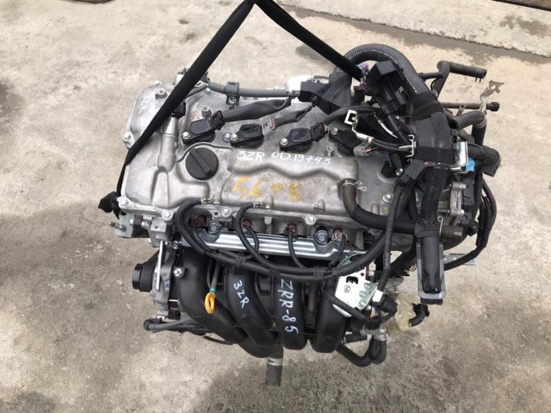 Двигатель Toyota Esquire ZRR85 3ZR-FAE 01.2019 (б/у)