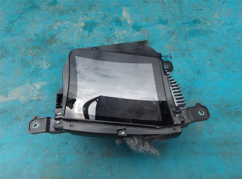 Монитор Bmw X6M E71 S63B44A 09.2011 правый верхний (б/у)