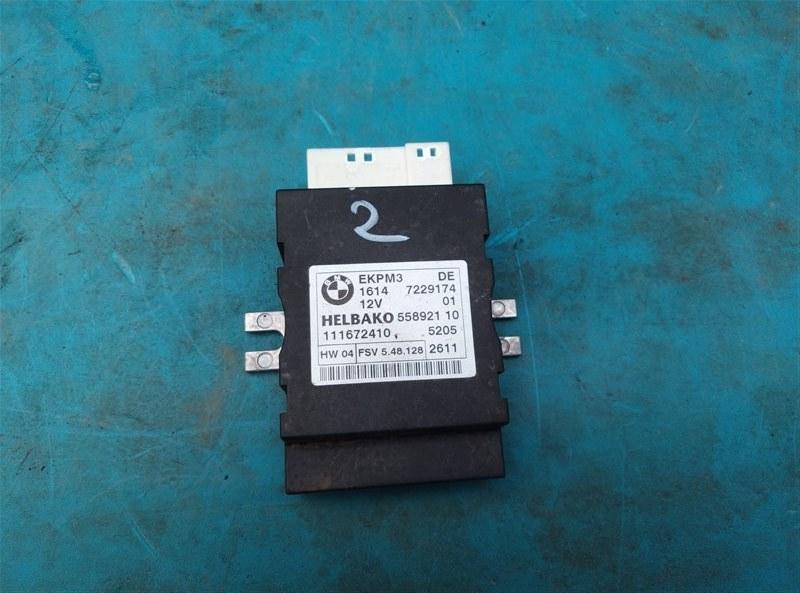 Блок управления топливным насосом Bmw X6M E71 S63B44A 09.2011 (б/у)