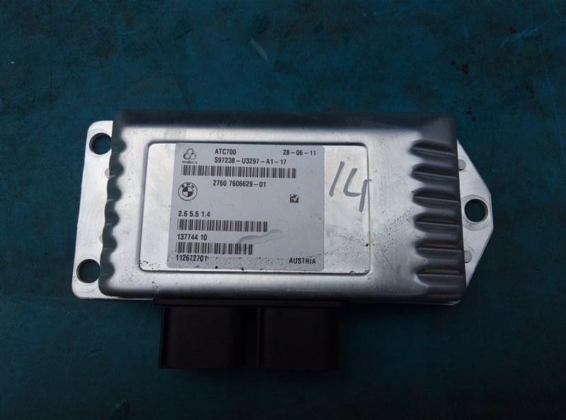 Блок управления раздаточной коробкой Bmw X6M E71 S63B44A 09.2011 (б/у)