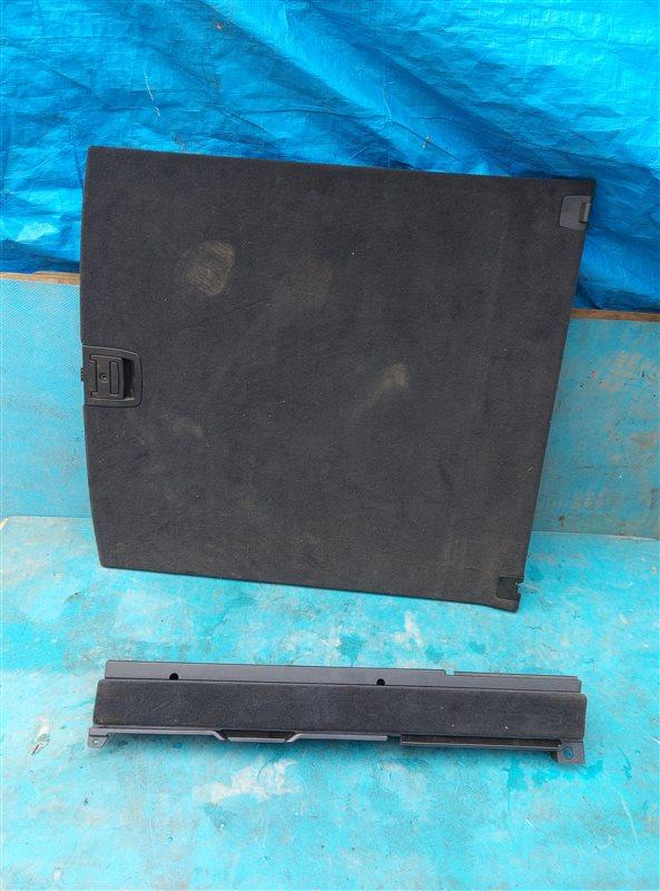 Пол багажника пластик Bmw X6M E71 S63B44A 09.2011 (б/у)