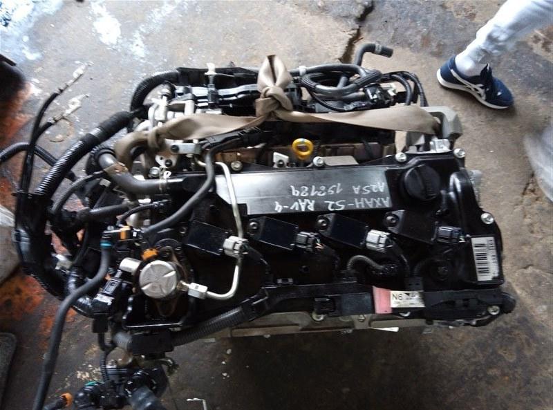 Двигатель Toyota Rav4 AXAH52 A25A-FXS 2019 (б/у)