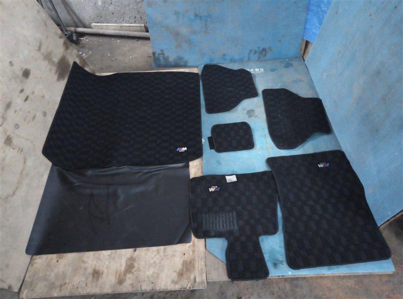 Коврики комплект Bmw X6M E71 S63B44A 09.2011 (б/у)