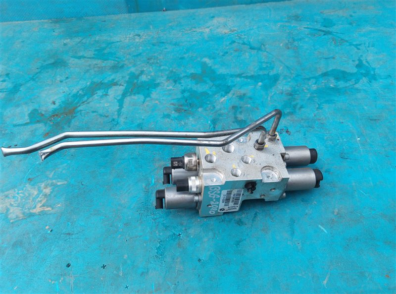 Насос гидравлический Bmw X6M E71 S63B44A 09.2011 (б/у)