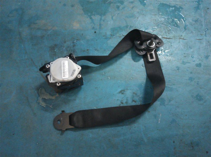 Ремень безопасности Bmw X6M E71 S63B44A 09.2011 задний (б/у)