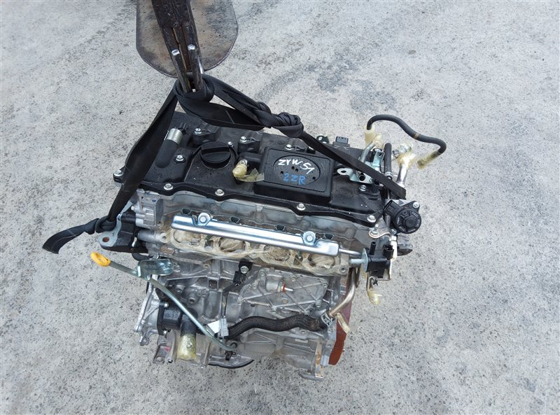 Двигатель Toyota Prius ZVW51 2ZR-FXE 06.2019 (б/у)