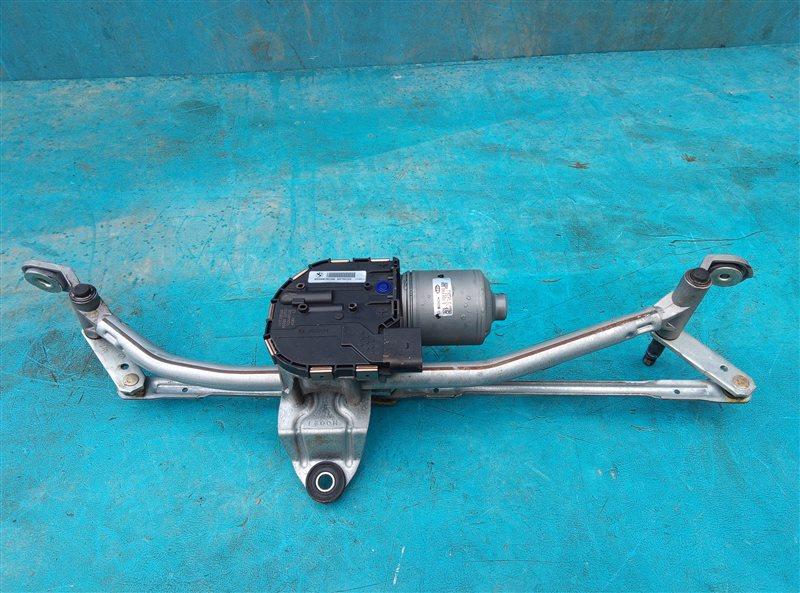 Мотор дворников Bmw X3 F25 N47D20 09.2013 (б/у)
