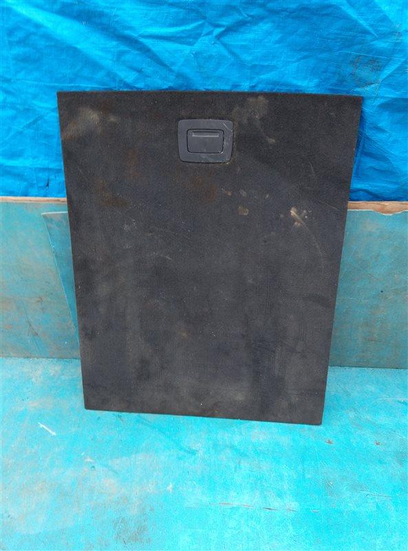 Пол багажника пластик Bmw X3 F25 N47D20 09.2013 (б/у)