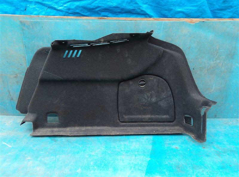Обшивка багажника Audi A3 8VS CZPB 01.2019 задняя правая (б/у)