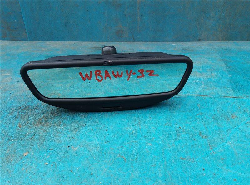 Зеркало заднего вида Bmw X3 F25 N47D20 09.2013 (б/у)