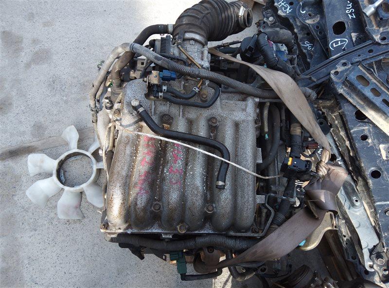 Двигатель Nissan Elgrand NE51 VQ35DE 814246A (б/у)