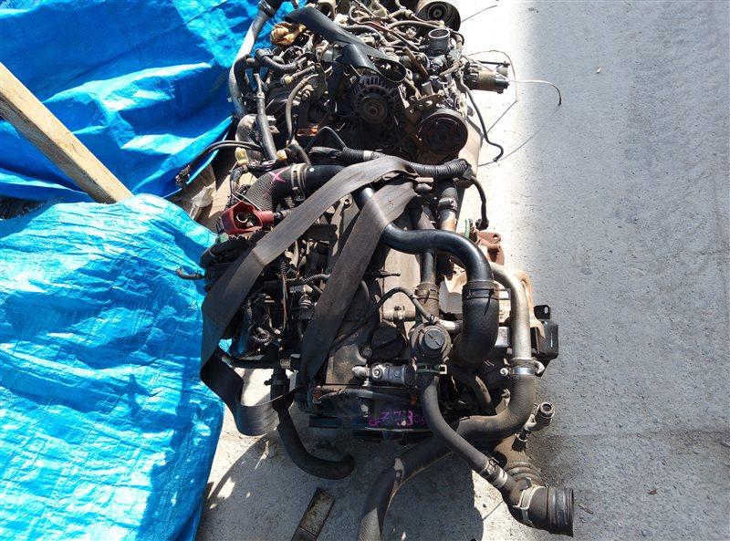Двигатель Daihatsu Terios Kid J111G EF-DEM 773055 (б/у)