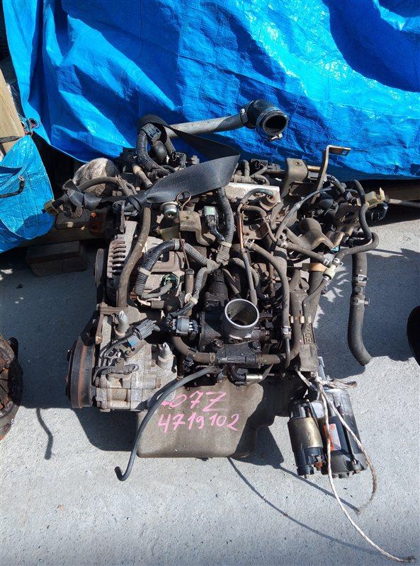 Двигатель Honda Life Dunk JB4 E07Z 4719102 (б/у)