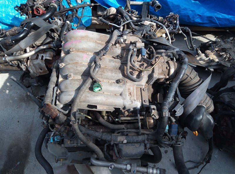 Двигатель Nissan Elgrand NE51 VQ35DE 482806B (б/у)