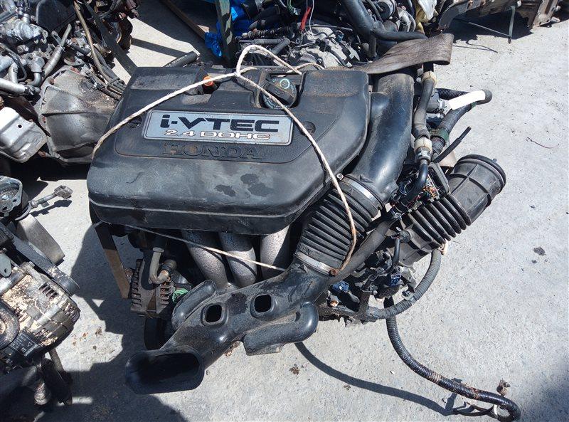 Двигатель Honda Elysion RR2 K24A 6014406 (б/у)