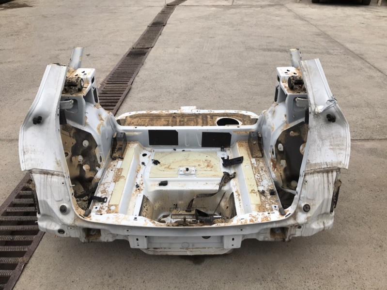 Тазик железный Audi Q5 8RB CNCD 12.2014 (б/у)