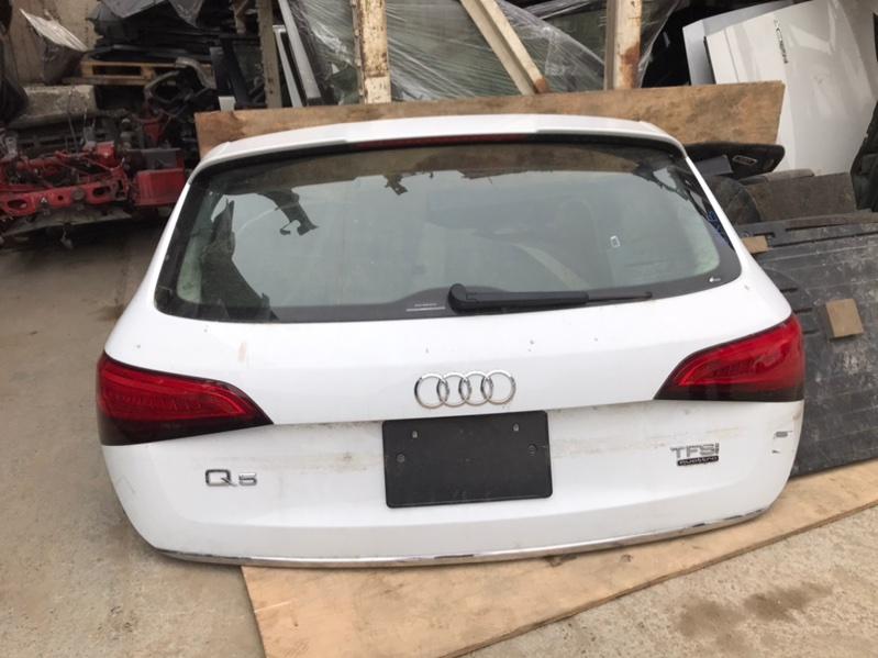 Дверь 5-я Audi Q5 8RB CNCD 12.2014 (б/у)