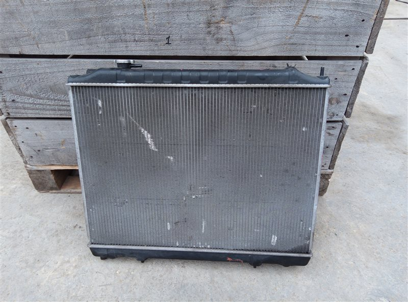 Радиатор основной Nissan Elgrand MNE51 VQ25DE (б/у)