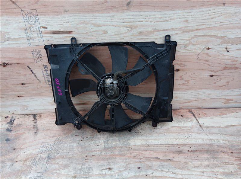 Диффузор радиатора Nissan Cima GNF50 VK45DE (б/у)