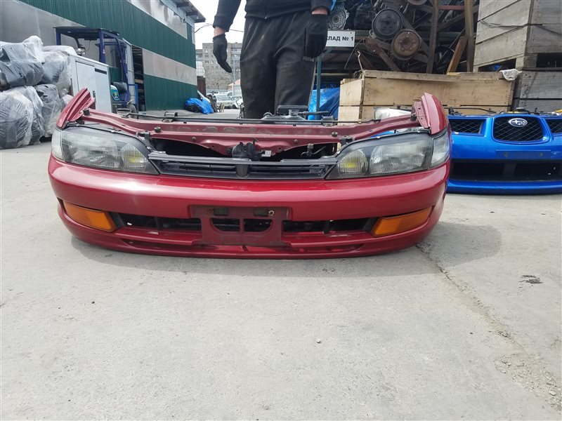 Nose cut Toyota Curren ST207 3S-FE (б/у)