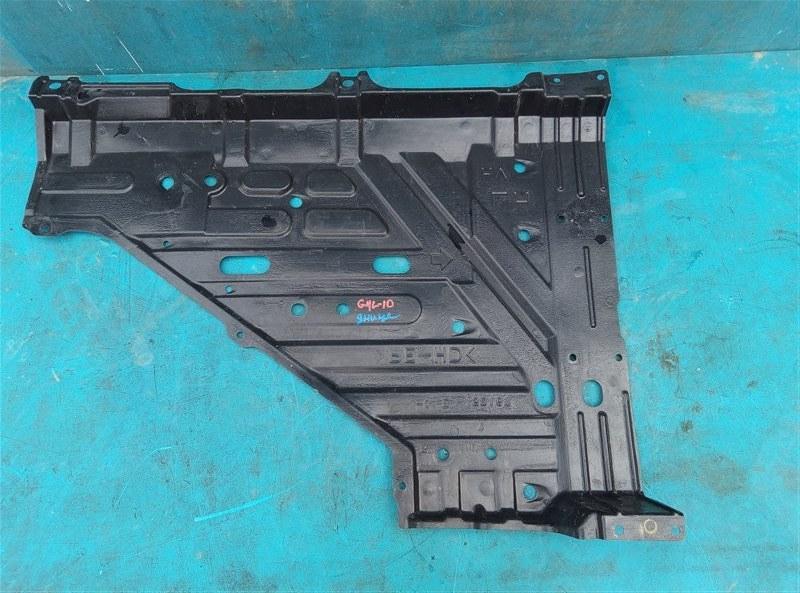 Защита Lexus Rx450H GYL10 2GR-FXE 05.2012 левая (б/у)