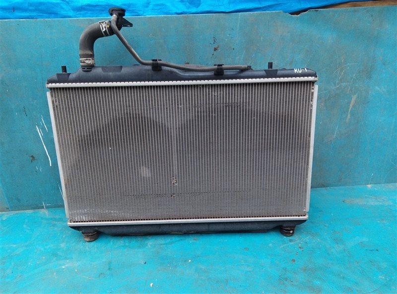 Радиатор основной Honda Vezel RU1 L15B 2014 (б/у)