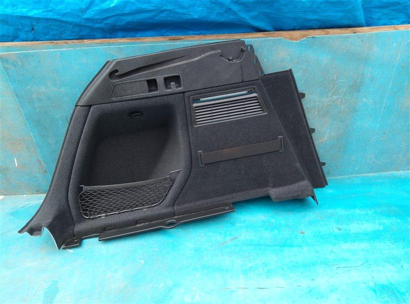 Обшивка багажника Audi Q5 FYB DAXB 07.2018 задняя левая (б/у)