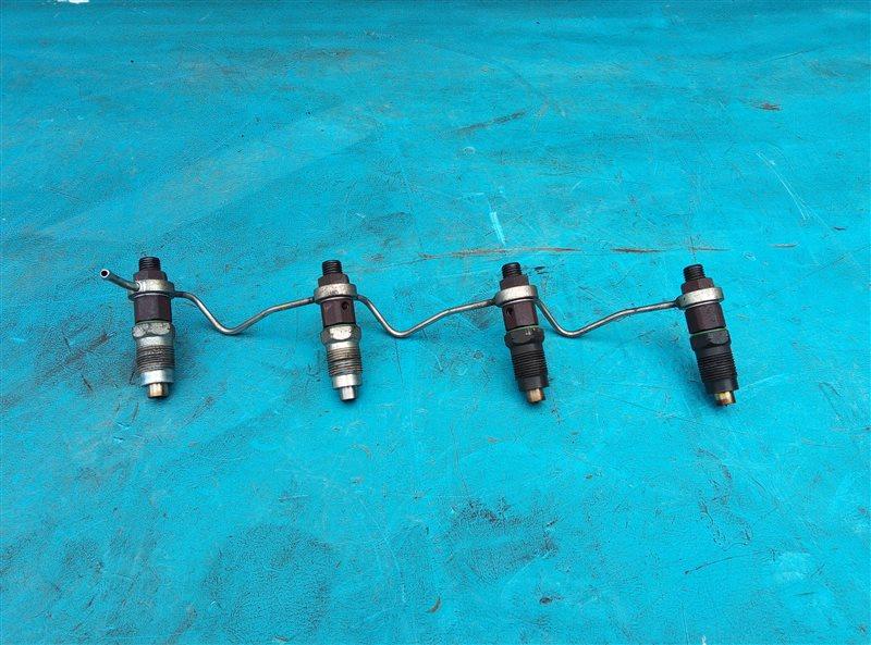 Форсунка Toyota Hilux LN167 5L 5489206 06.2004 (б/у)