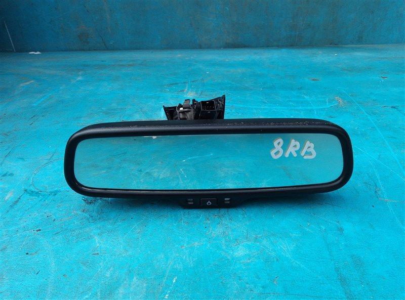 Зеркало заднего вида Audi Q5 8RB CNCD 12.2014 (б/у)