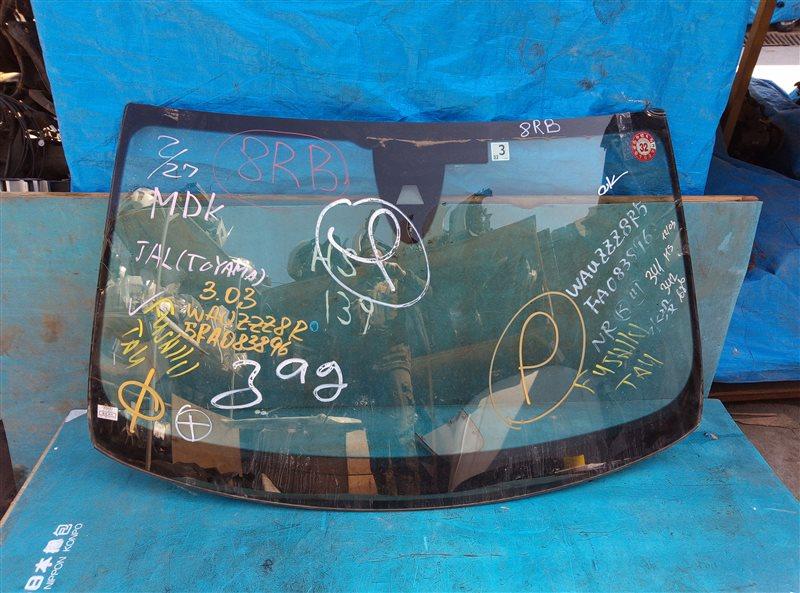 Лобовое стекло Audi Q5 8RB CNCD 12.2014 (б/у)