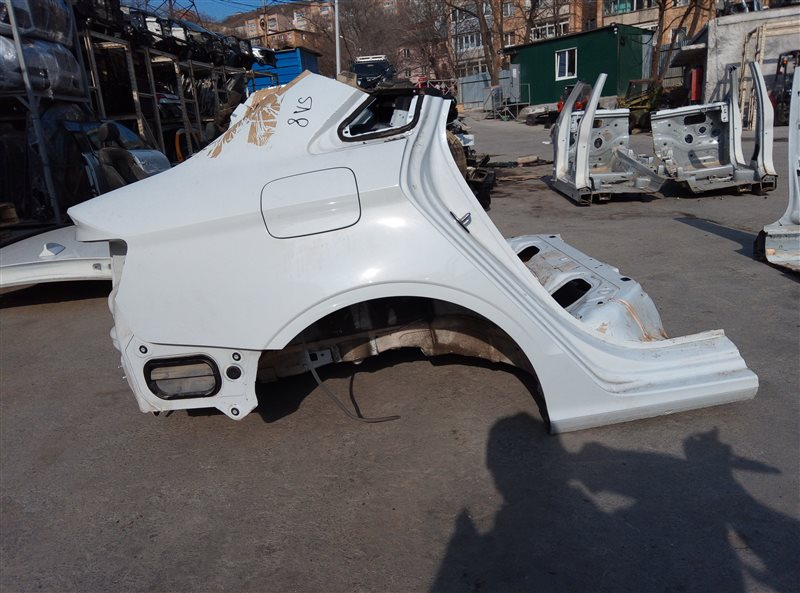 Крыло Audi A3 8VS CZPB 01.2019 заднее правое (б/у)