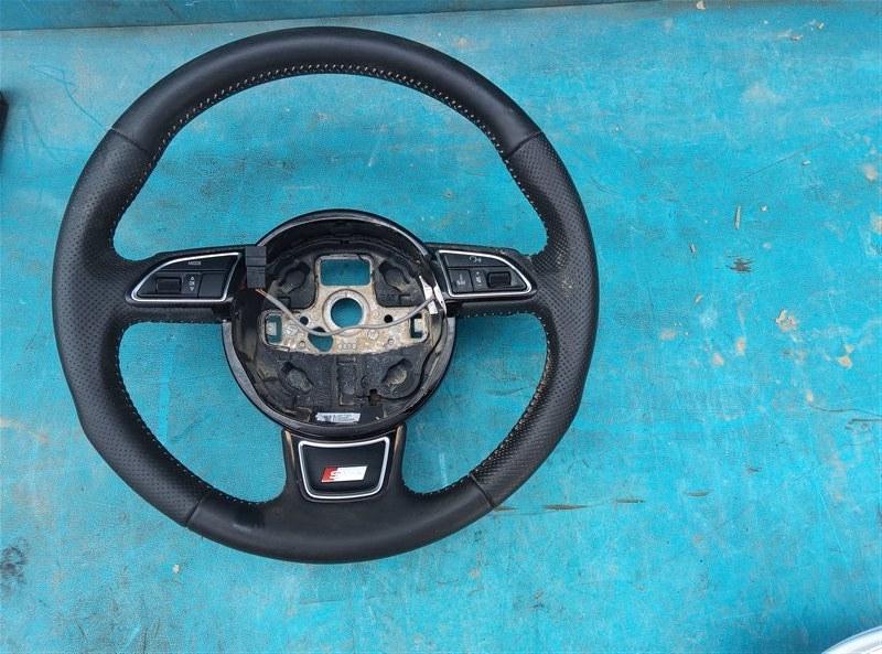 Руль Audi Q5 8RB CNCD 12.2014 (б/у)