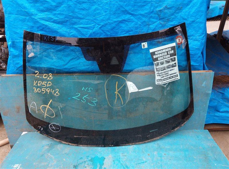Лобовое стекло Mazda Cx-5 KF5P PY-VPS 2019 (б/у)