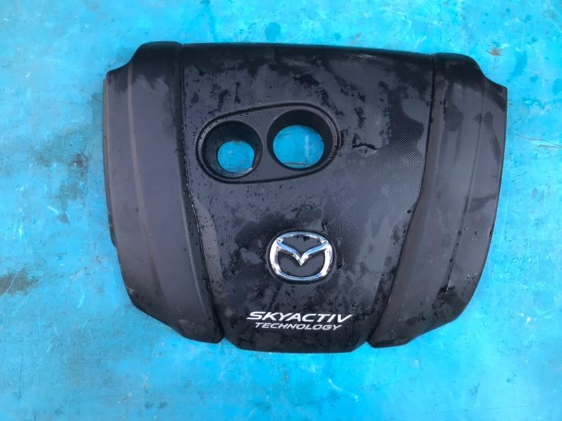 Декоративная крышка двс Mazda Cx-5 KF5P PY-VPS 2019 (б/у)