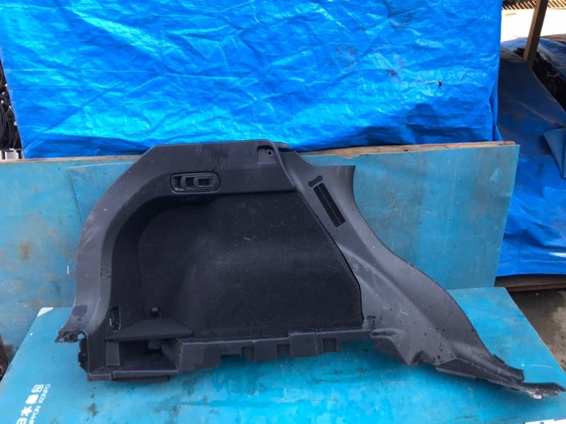 Обшивка багажника Mazda Cx-5 KF5P PY-VPS 2019 задняя левая (б/у)