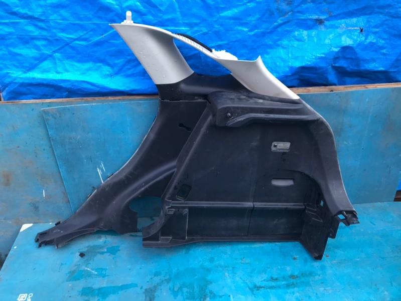 Обшивка багажника Mazda Cx-3 DK5AW S5DPTS 10.2015 задняя правая (б/у)