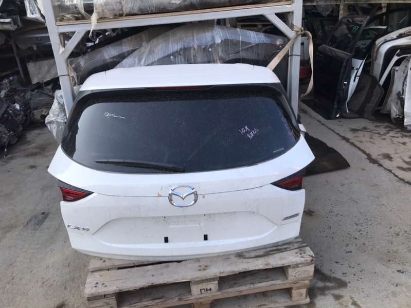 Дверь 5-я Mazda Cx-5 KF5P PY-VPS 2019 (б/у)