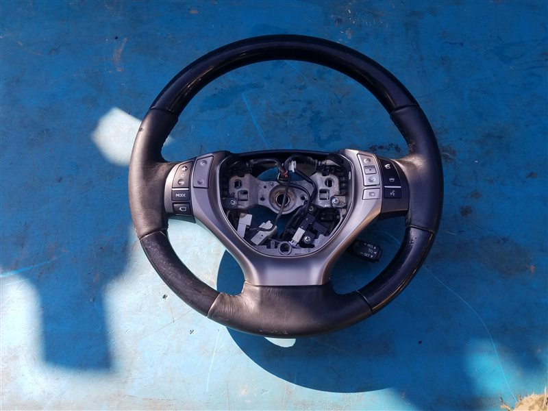 Руль Lexus Rx450H GYL10 2GR-FXE 05.2012 (б/у)