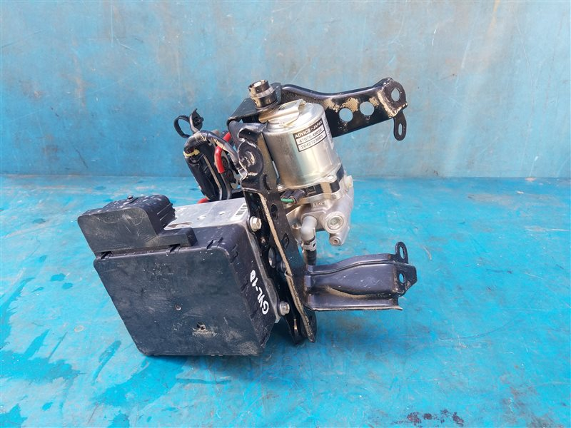 Блок abs Lexus Rx450H GYL10 2GR-FXE 05.2012 (б/у)