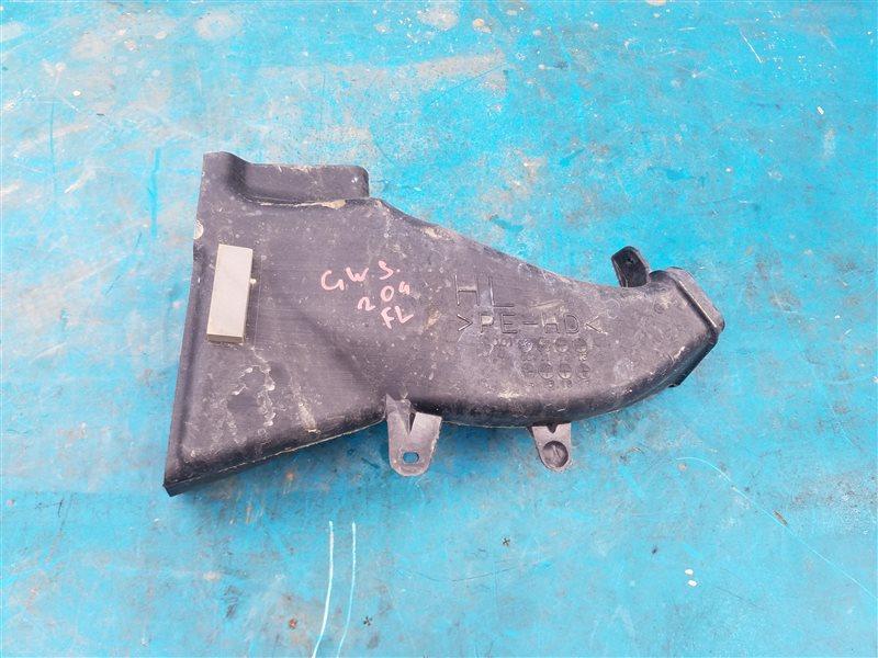 Воздухозаборник Toyota Crown GWS204 2GR-FSE 01.2012 левый нижний (б/у)