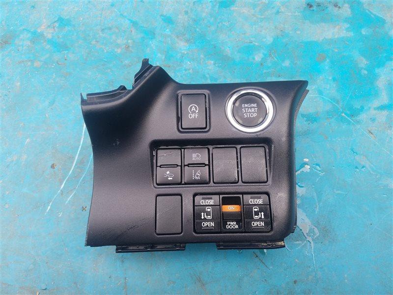 Кнопка старта Toyota Voxy ZRR80 3ZR-FAE 11.2018 (б/у)