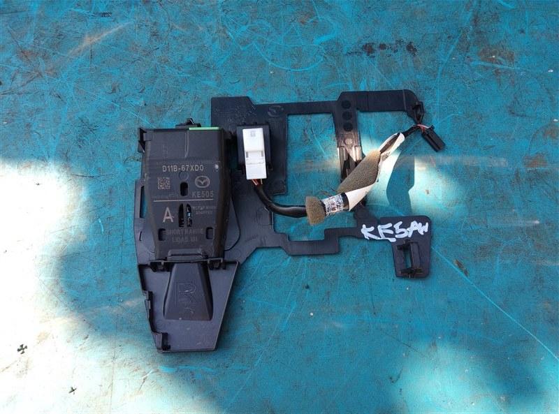 Камера переднего вида Mazda Cx-5 KE5AW PYVPS 05. 2016 (б/у)