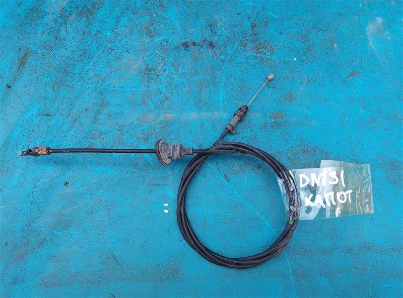 Тросик замка капота Nissan X-Trail DNT31 M9R 08.2010 (б/у)