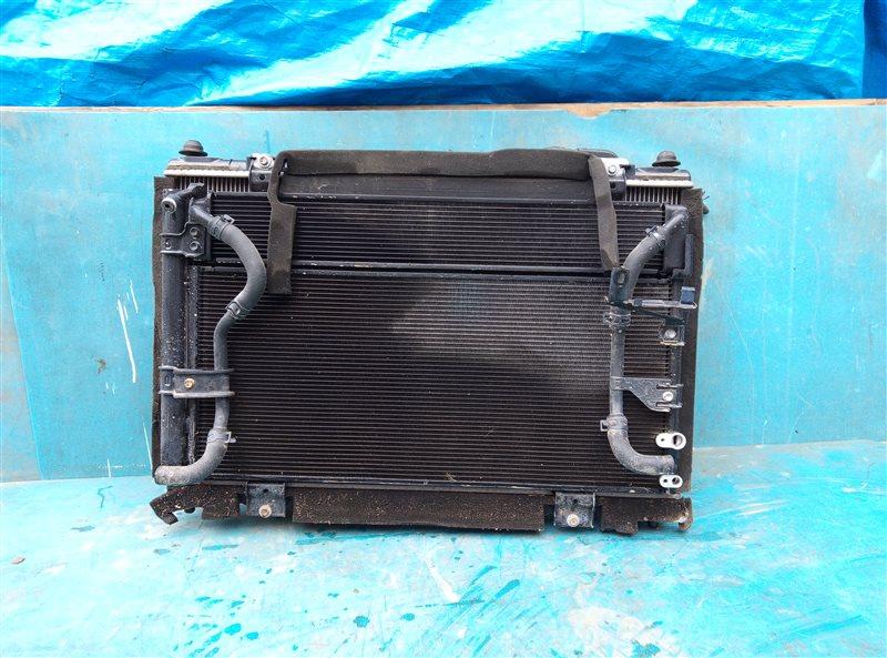 Радиатор основной Toyota Crown GWS204 2GR-FSE 01.2012 (б/у)