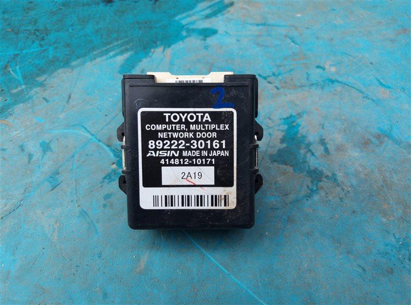 Блок управления дверьми Toyota Crown GWS204 2GR-FSE 01.2012 (б/у)