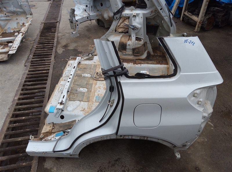 Крыло Suzuki Escudo YE21S M16A 2016 заднее левое (б/у)