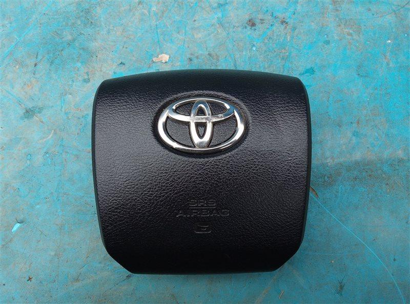 Airbag водительский Toyota Land Cruiser Prado TRJ150 2TR-FE 08.2010 (б/у)